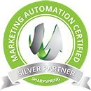 Cantaloupe is a certified silver partner with Sharpspring